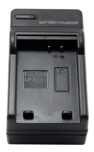 Cargador De Batería Lp-e10 Para Cámara T3/ T5/ T6 / 1100d/