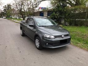 Volkswagen Saveiro 2014 Cab.ext. Doble Airbag Abs Nueva!!