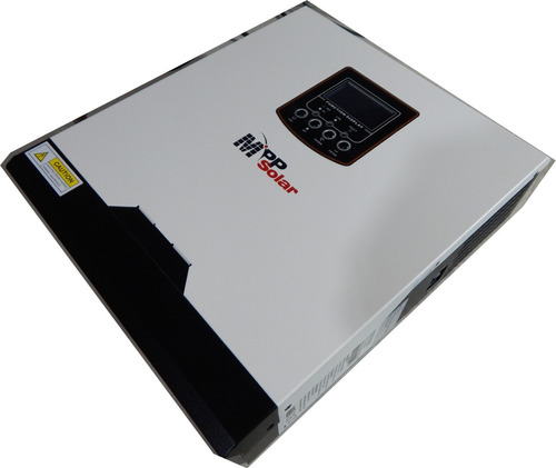 Imagen 1 de 5 de Inversor Cargador 12v A 220v 1000w Posee Regulador Solar