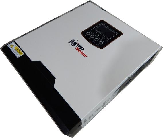 Inversor Cargador 12v A 220v 1000w Posee Regulador Solar