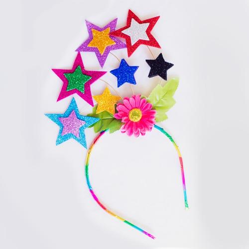 Tiara De Carnaval - Estrelas