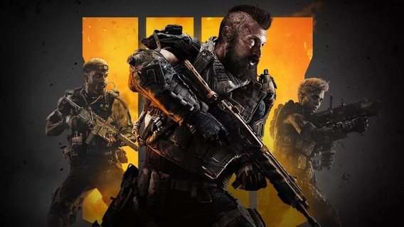 Call Of Duty Black Ops 4 Ps4 Frete Grátis