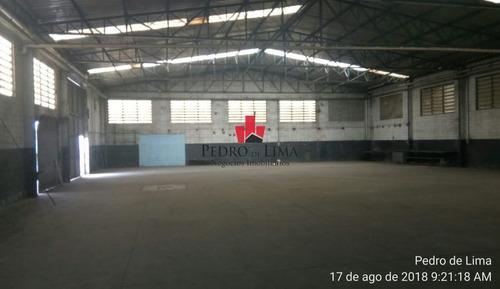 Imagem 1 de 8 de Galpão  Para Industria  Ou Oficina  Ou Transportadora De Grande Porte - Pe29625