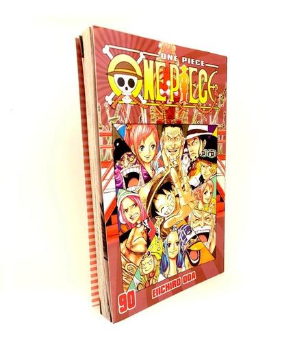 One Piece Edição 90 - Mangá