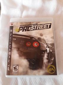 Jogo Original Need For Speed Pro Street P/ Playstation 3
