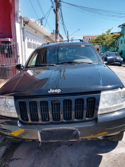 Jeep Grand Cherokee Limited 4.7 Ano 2000