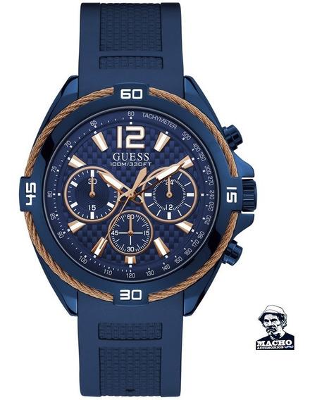 Reloj Guess Surge W1168g4 En Stock Original En Caja