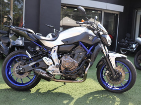 Yamaha Mt07 2015