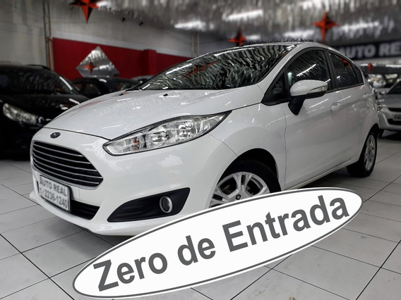 Ford Fiesta 1.6 Powershift Se / Automático / New Fiesta 1.6