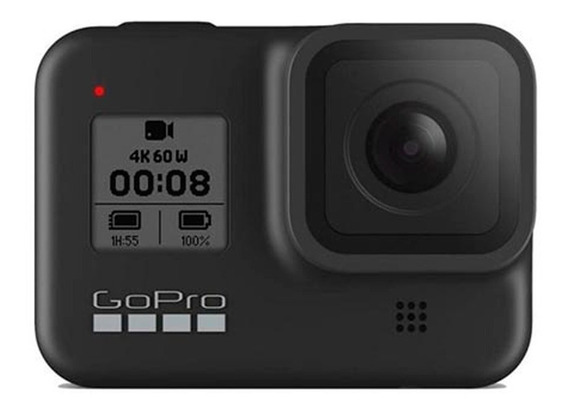 Câmera Gopro Hero 8 Black - Envio Imediato