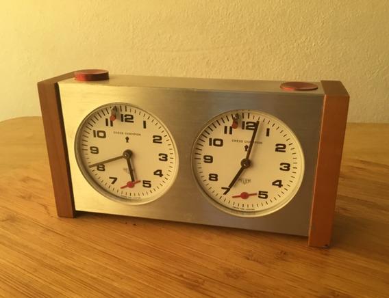 Reloj Para Ajedrez Tag Heuer