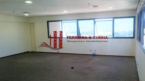 Sala Comercial Para Locação Em Santana - Fc297