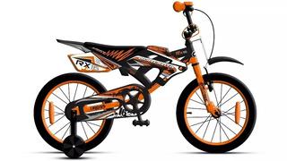 Bicicleta Niños Aurora Rx12 Cross Envio Gratis