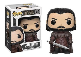 Funko Pop! Game Of Thrones Jon Snow #49