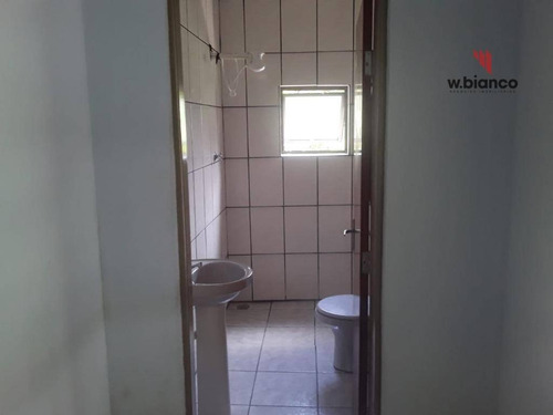 Chácara Com 2 Dormitórios À Venda, 3000 M² Por R$ 350.000,00 - Parque Das Garças - Santo André/sp - Ch0020