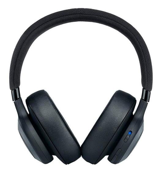 Audífonos Diadema Jbl E65bt 3.5mm Bluetooth Over-ear Negro