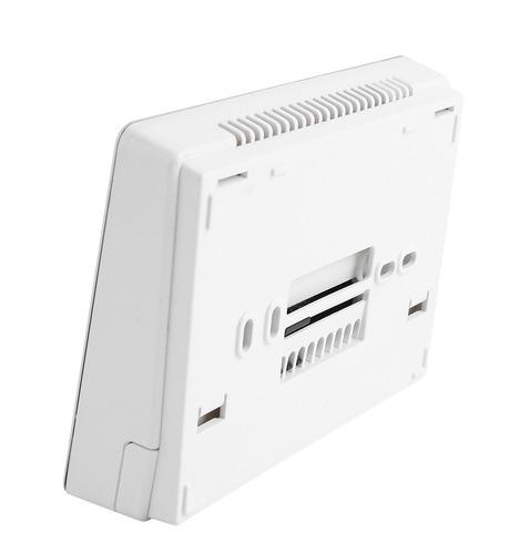 Termostato De Calefacción Digital Programable Para Casa Con