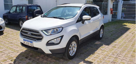 Ford Ecosport Se Automatica - Impecable