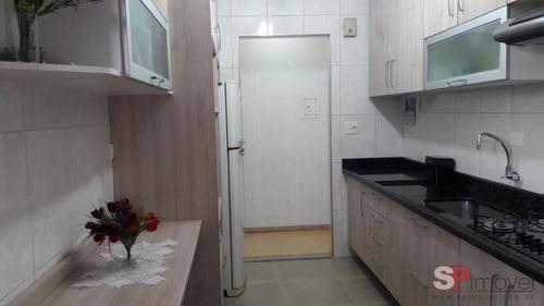 Imagem 1 de 13 de Apartamento Para Venda Com 58 M² | Vila Marieta (zona Leste)| São Paulo Sp - Ap323606v