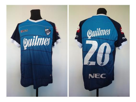 Camiseta Quilmes Tercera 2013/2014 #20