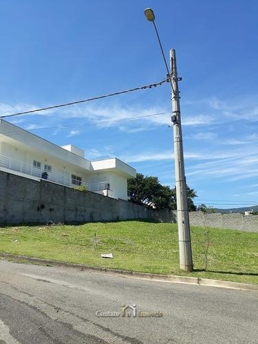 Imagem 1 de 8 de Lindo Lote Ótima Localização Venda Em Atibaia - Te0256-1