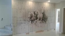 Colocacion De Vidrios Spectrum Murales Ceramica Porcellanato