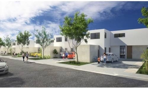 Casa Nueva En Venta Lomas San Antonio Residencial (san Antonio Hool)