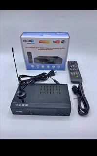Decodificador De Tv Digital Con La Antena Wifi