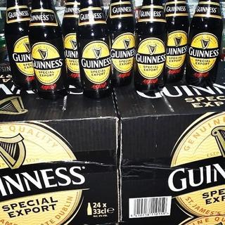 Cerveza Guinness Special Export Importada Irlanda,caballito