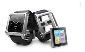 Pulseira Silicone iPod Nano 6 Geração Lunatik + Pelicula