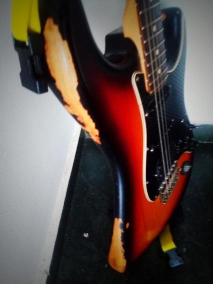 Guitarra Fender Usa Relic Custom Aproveita O Preço !!!!