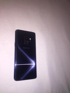Samsung S9 Azul 128 Gb *seminovo* Ainda Está Na Garantia