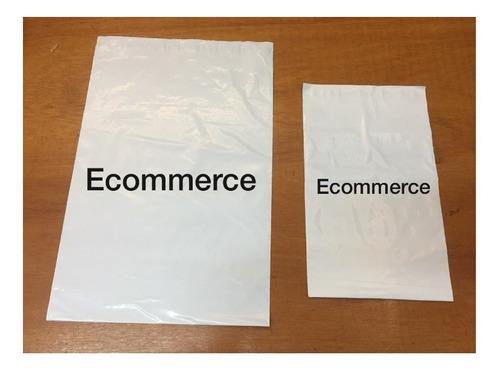 Sobre/bolsa Ecommerce Personalizada Con Tu Logo 30x42cm X200