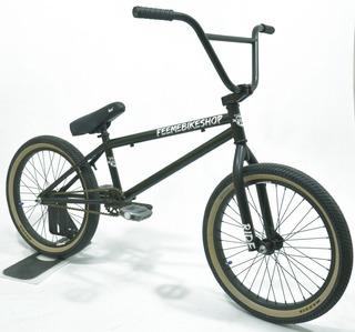 Bicicleta Bmx Freestyle Maxpro Street ¡semi Profesional!