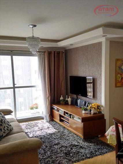 Apartamento Residencial À Venda, Jardim Centenário, São Paulo - Ap1291. - Ap1291
