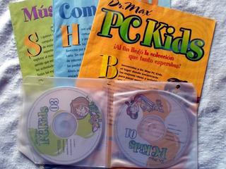 Fasciculos Libro Pc Kids Dr Max