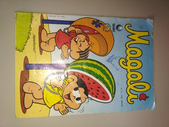 Gibi - Revista Em Quadrinhos Magali N° 70