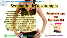 Seminario De Yesoterapia