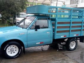Nissan Datsun 720 1985 Gasolina Mecanica Baranda En Buen Est