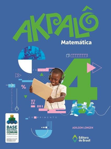 Akpalô Matemática - 4º Ano