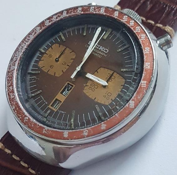 Raro Relógio Seiko Bullhead Original