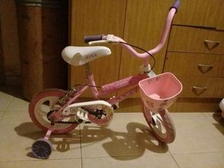 Bicicleta Niña/ Ideal Día Del Niño