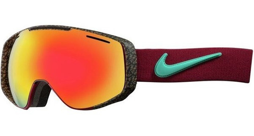 Antiparra Ski Snowboard/ Nike Khyber Team Red + Lente Extra