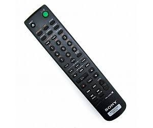 Controle Remoto Sony Rm-d29m Original Ultima Peca