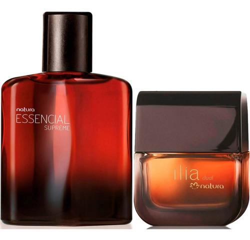 Perfume Ilia Dual + Essencial Supreme - mL a $910