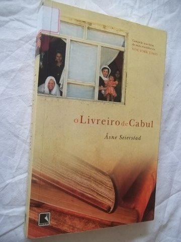 Livro - O Livreiro De Cabul - Asne Seierstad