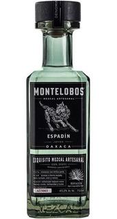Mezcal Montelobos Espadin X750ml Mexico