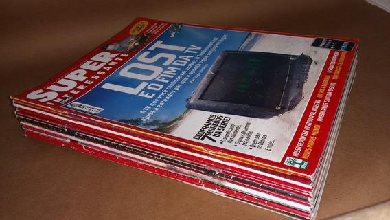 Lote 12 Revistas Superinteressante - Físicas (papel)