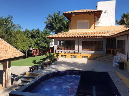 Imagem 1 de 19 de Chácara À Venda, 2000 M² Por R$ 3.800.000,00 - Jardim Moacyr Arruda - Indaiatuba/sp - Ch0007
