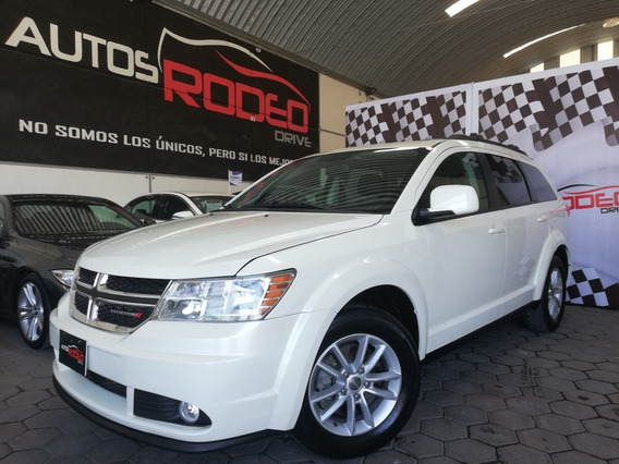 Dodge Journey 2013, At
